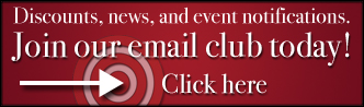 Join our Email Club Today